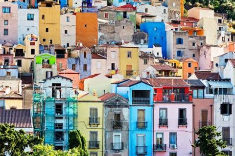 1 € Häuser zum Verkauf in Zungoli, Italien