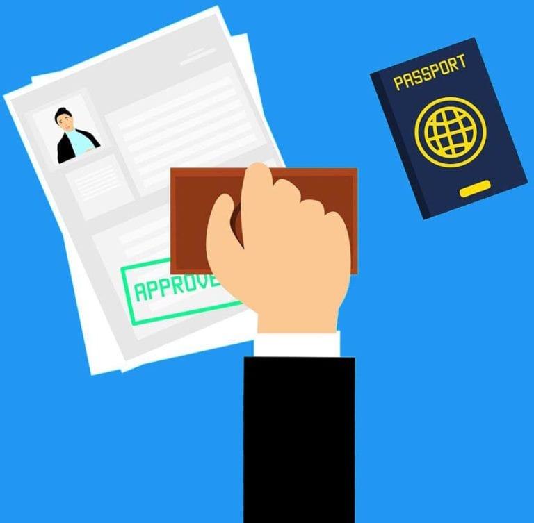 Gyldne visa for europæisk ophold og medborgerskab