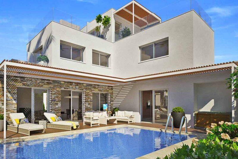 Haus zum Verkauf in Zypern